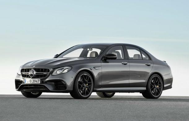 Cel mai puternic Clasa E din istorie: a treia generaţie Mercedes-AMG E63 are 612 CP şi ajunge la 100 km/h în 3.4 secunde - Poza 40
