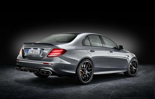 Cel mai puternic Clasa E din istorie: a treia generaţie Mercedes-AMG E63 are 612 CP şi ajunge la 100 km/h în 3.4 secunde - Poza 43