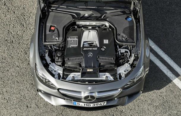 Cel mai puternic Clasa E din istorie: a treia generaţie Mercedes-AMG E63 are 612 CP şi ajunge la 100 km/h în 3.4 secunde - Poza 11