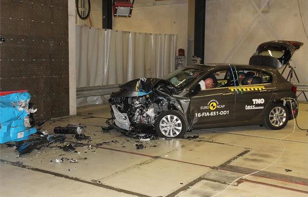 Fiat Tipo dezamăgeşte la EuroNCAP: 3 stele în varianta standard a testului. Sistemul de frânare automată nu funcţionează în oraş - Poza 2