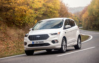 Test drive Ford Kuga facelift