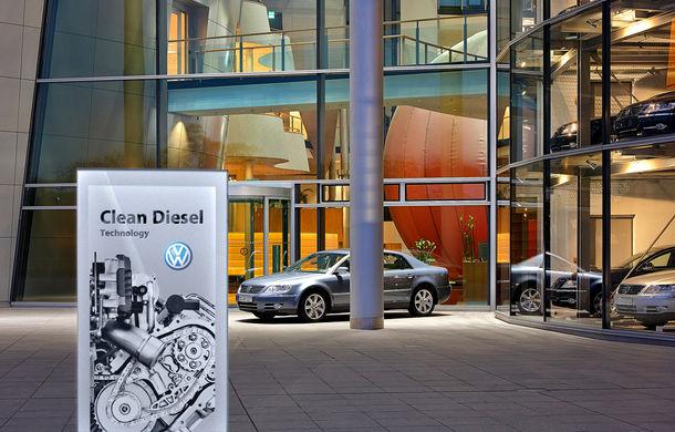 """Acoperiți de legile europene? VW: """"Legislația nu interzice un software precum cel utilizat de noi pe motoarele diesel. Reparăm mașinile din bunăvoință"""" - Poza 1"""