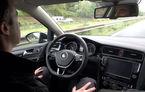 Road trip european cu o maşină autonomă: un Volkswagen Golf modificat va rula autonom 13.000 de kilometri prin 6 ţări