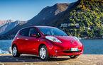 Cel mai tare din parcarea cu electrice: Nissan a vândut 75.000 de maşini electrice în Europa