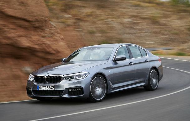 """Tunurile pe Mercedes Clasa E. BMW: """"Noua generație Seria 5 va fi reper în segmentul său"""" - Poza 1"""