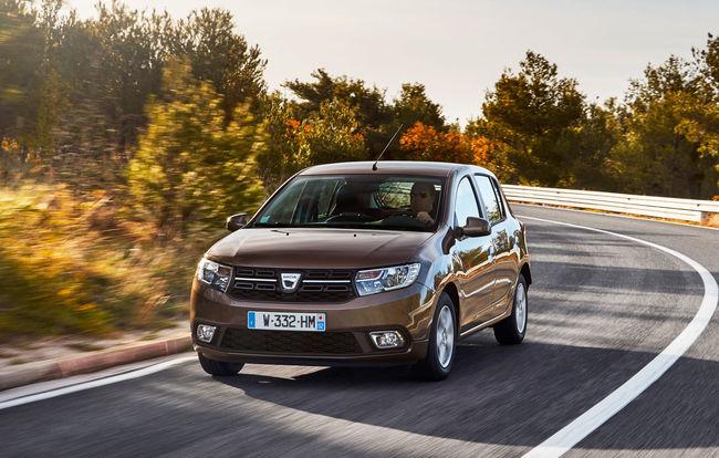 Test drive Dacia Sandero facelift