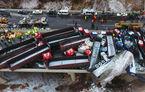 Accidentul din ceața de pe Autostrada Soarelui, replicat în China: 56 de mașini implicate, 17 decese