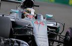 Debut convingător pentru Mercedes: Hamilton l-a învins pe Rosberg în antrenamentele din Abu Dhabi