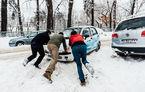 Ne pregătim de iarnă: trei sferturi dintre drumurile naţionale şi autostrăzi riscă să fie blocate dacă ninge abundent