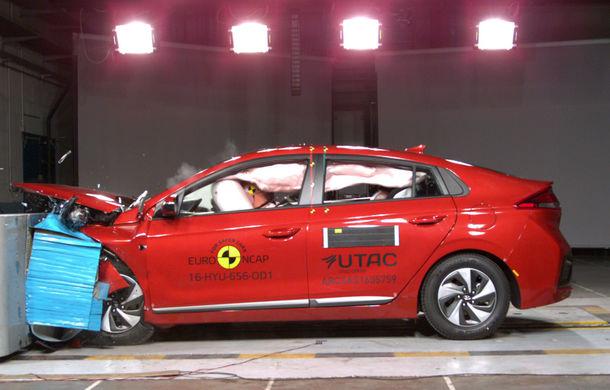 Audi Q2, Ford Edge şi Hyundai Ioniq au primit 5 stele la testele EuroNCAP. Suzuki Ignis, 3 stele in testul standard - Poza 15