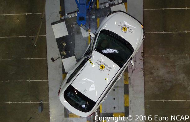 Audi Q2, Ford Edge şi Hyundai Ioniq au primit 5 stele la testele EuroNCAP. Suzuki Ignis, 3 stele in testul standard - Poza 13