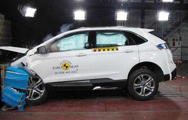 Audi Q2, Ford Edge şi Hyundai Ioniq au primit 5 stele la testele EuroNCAP. Suzuki Ignis, 3 stele in testul standard - Poza 10