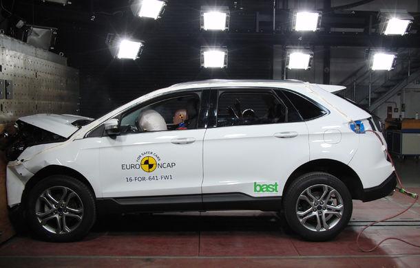 Audi Q2, Ford Edge şi Hyundai Ioniq au primit 5 stele la testele EuroNCAP. Suzuki Ignis, 3 stele in testul standard - Poza 6