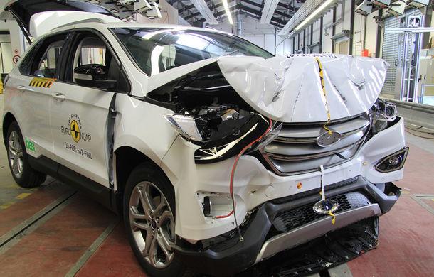 Audi Q2, Ford Edge şi Hyundai Ioniq au primit 5 stele la testele EuroNCAP. Suzuki Ignis, 3 stele in testul standard - Poza 7