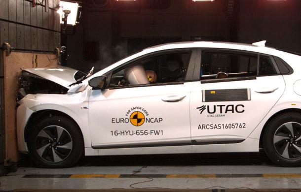 Audi Q2, Ford Edge şi Hyundai Ioniq au primit 5 stele la testele EuroNCAP. Suzuki Ignis, 3 stele in testul standard - Poza 12