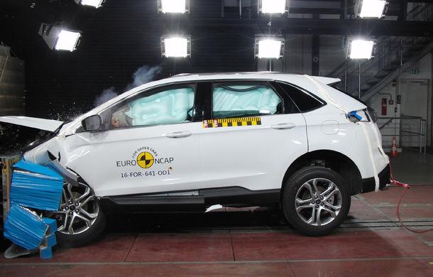 Audi Q2, Ford Edge şi Hyundai Ioniq au primit 5 stele la testele EuroNCAP. Suzuki Ignis, 3 stele in testul standard - Poza 8