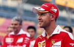 """Vettel se exclude din cursa pentru înlocuirea lui Rosberg: """"Ar trebui să fie clar că am contract cu Ferrari"""""""
