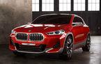 Gama de SUV-uri BMW se completează în doi ani: BMW X2 se va lansa în 2018 şi ar putea avea şi o versiune sportivă M25i