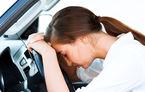 Să nu conduci dacă eşti obosit: lipsa de somn, la fel de periculoasă la volan precum consumul de alcool