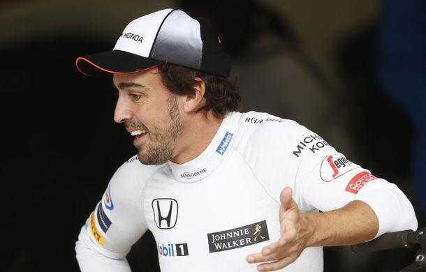 """Briatore exclude plecarea lui Alonso la Mercedes: """"Îşi va respecta contractul cu McLaren"""" - Poza 1"""