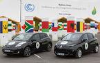 Schimbare majoră pentru cele mai populare electrice: viitoarele generaţii Renault Zoe şi Nissan Leaf vor concura în acelaşi segment
