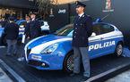 După ce a cumpărat 4000 de exemplare Seat Leon, poliția italiană încearcă să se revanșeze față de producția locală: Renegade, Giulietta și Giulia pentru forțele de ordine