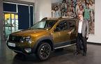Dacia a produs un milion de exemplare Duster la uzina din Mioveni. Mașina a ajuns la un client român