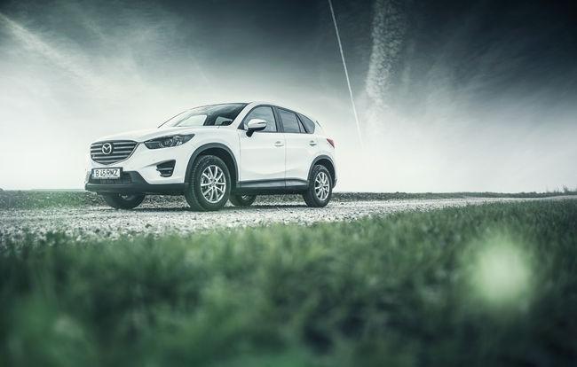 Test drive Mazda CX-5 facelift (2014-prezent)