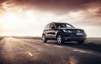 Test drive Volkswagen Touareg (2014-prezent)