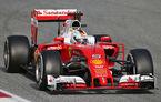 """Ferrari: """"Vettel va rămâne la echipă dacă va fi mai calm şi mai puţin agitat"""""""