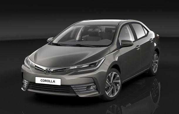 Din curiozitățile lumii auto: după Mercedes cu motor Renault, se pregătește Toyota Corolla cu motor BMW - Poza 1