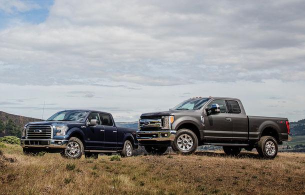 America și curiozitățile ei: gama Ford F-Series bifează al 35-lea an consecutiv în fruntea vânzărilor de mașini din SUA - Poza 1