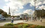 Parisul se reinventează: traficul rutier de pe două şosele principale, înlocuit cu piste de biciclişti şi linie de tramvai