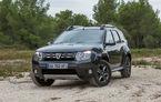 Producția națională de mașini în 2016: Dacia Duster asigură peste jumătate din volum. Ford B-Max, fabricat în mai multe unități decât Logan