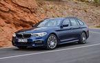De familie germană: noua generație BMW Seria 5 primește versiunea break Touring