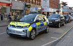 Poliția din Londra trece pe verde: 700 de mașini hibride și electrice vor intra în parcul auto în 2017 și 2018