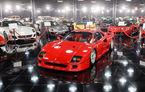Oaspete de gală: modelul aniversar Ferrari F40 cu motor de 480 de cai putere a intrat în colecția lui Ion Țiriac