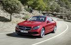 Noua generație Mercedes Clasa E Cabriolet, aproape de lansare: decapotabila premium vine în martie