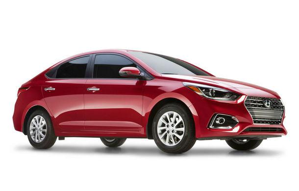 Un vechi rival al lui Logan ajunge la a cincea generație: Hyundai Accent se modernizează, dar rămâne în continuare interzis europenilor - Poza 1