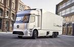 Mercedes Urban eTruck: primul camion electric are autonomie de 200 de kilometri și se lansează în 2017