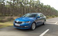 Test drive Skoda Octavia facelift