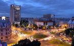 Bucureştiul, locul 5 în topul celor mai aglomerate oraşe din lume: şoferii stau de două ori mai mult timp în trafic la ore la vârf