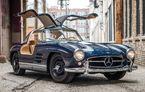 Nu doar supercarurile au prețuri exorbitante: un Mercedes 300 SL Gullwing se vinde cu 1.3 milioane de euro