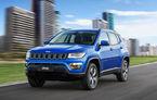 Noua generație Jeep Compass debutează în Europa la Salonul de la Geneva. Bonus: versiuni speciale Wrangler și Grand Cherokee