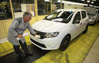 Dacia își răsplătește angajații pentru rezultatele din 2016: angajații români vor primi un bonus de 1450 de lei