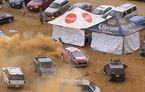 Victorie de povestit nepoților pentru Citroen în WRC: Kris Meeke a făcut slalom printre mașini parcate în drumul spre triumf în Raliul Mexicului