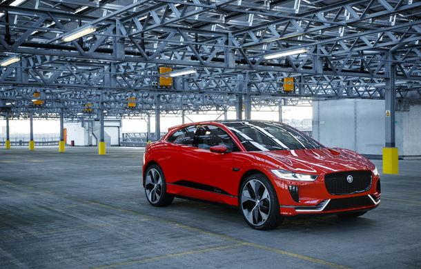 Jaguar aduce tehnologia sa electrică în stradă: SUV-ul I-Pace s-a plimbat prin Londra pentru a promova rularea cu zero emisii - Poza 3