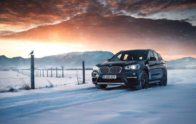 Test drive BMW X1