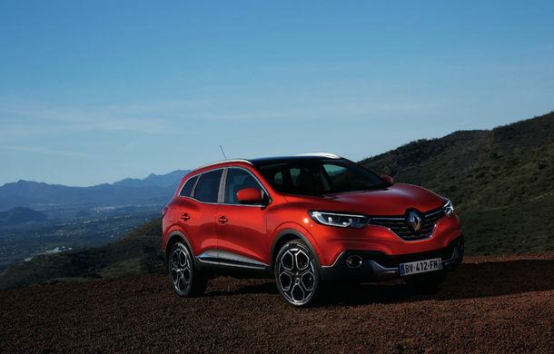 Forţe proaspete pentru Renault Kadjar: SUV-ul primeşte un motor TCe de 1.6 litri şi 165 de cai putere - Poza 1
