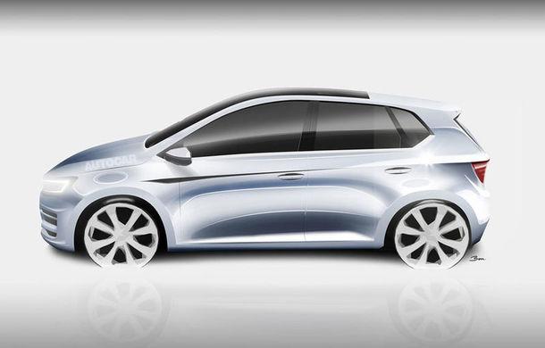 Detalii despre noua generație Volkswagen Polo: se lansează în septembrie și va folosi tehnologia lui Golf facelift - Poza 1